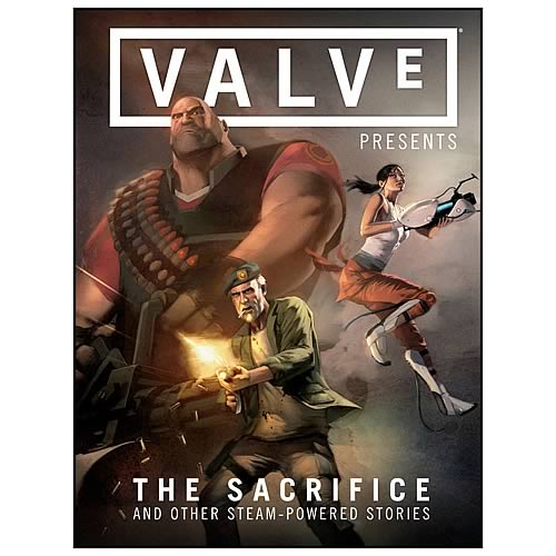Valve The Sacrifice and Other Steam Powered Stories
