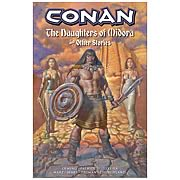 Conan and the Daughters of Midora Graphic Novel