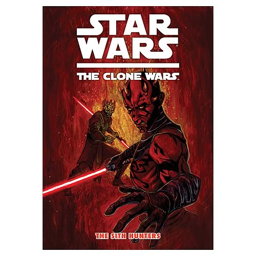 Star Wars: The Clone Wars - The Sith Hunters Graphic Novel