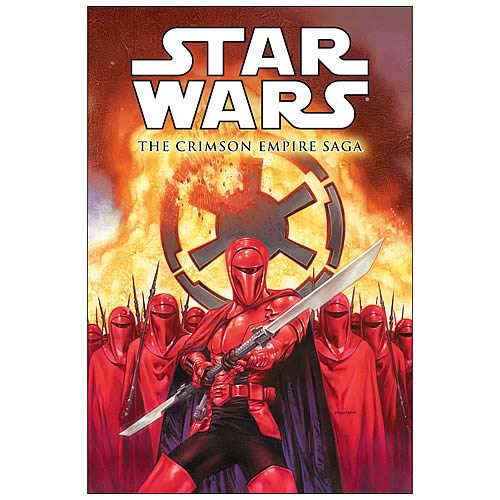 Star Wars Crimson Empire Saga Hardcover Graphic Novel
