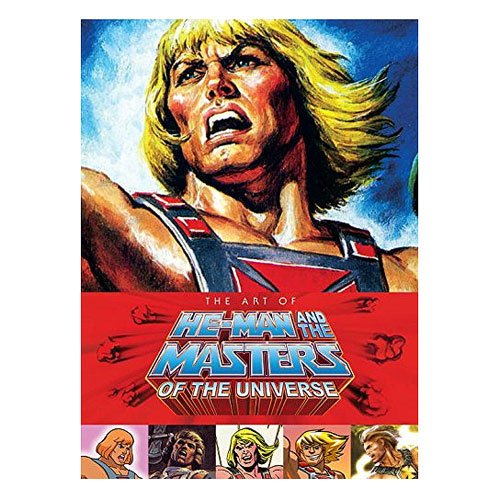 For Eternia! In 1982, the world was introduced to He-Man and the Masters of the Universe. What followed was a cultural sensation that changed the landscape of children's entertainment forever! This Art of He-Man and the Masters of the Universe Hardcover Book is definitely a must-have for any Masters of the Universe fan! Join Mattel and Dark Horse in this comprehensive retrospective chronicling He-Man's decades-long epic journey from toy, to television, to film, to a true pop culture phenomenon! This beautiful hardcover collects over 30 years of behind-the-scenes material, lore, and classic art! Includes rarely seen images of concept sketches, prototypes, and more from Mattel's archives! Features beautifully restored art from master illustra