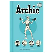 Archie Archives Volume 6 Hardcover Graphic Novel