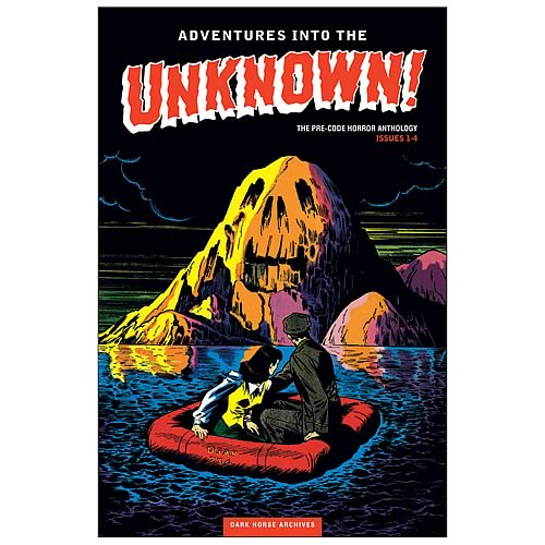 Adventures into the Unknown Archives Volume 1 Hardcover Book