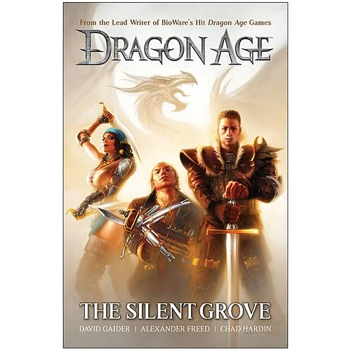 Dragon Age: The Silent Grove Vol. 1 Hardcover Graphic Novel