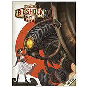 The Art of BioShock Infinite Hardcover Book