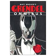 Grendel Omnibus Volume 1 Hunter Rose Graphic Novel