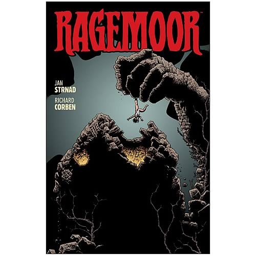 Ragemoor Hardcover Graphic Novel