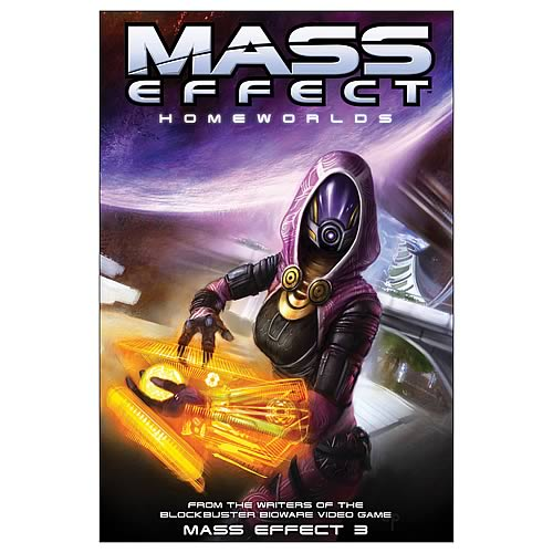 Mass Effect Volume 4 Homeworlds Graphic Novel