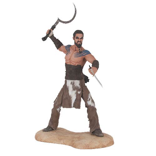 Game of Thrones Khal Drogo Figure
