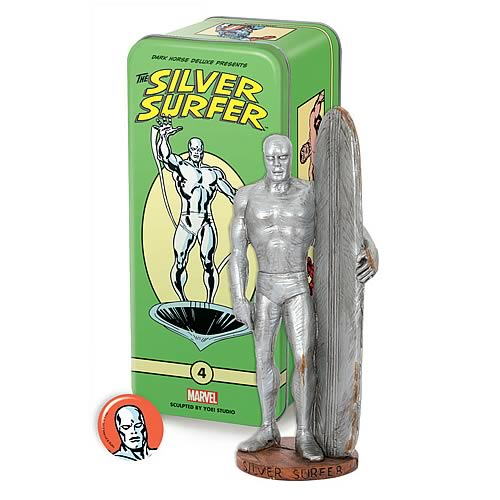 Marvel Classic Character Series Silver Surfer Statue