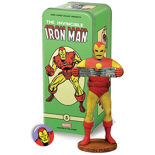 Marvel Classic Character Series 2 #5 Iron Man Statue