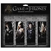 Game of Thrones Magnetic Bookmark Set