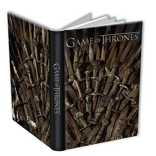 Game of Thrones Journal Throne