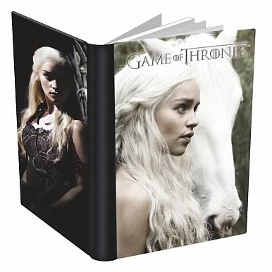 Game of Thrones Journal Daenerys