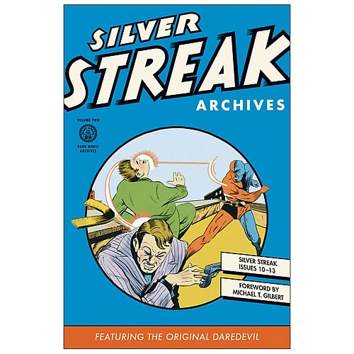 Silver Streak Archives Volume 2 Hardcover Graphic Novel