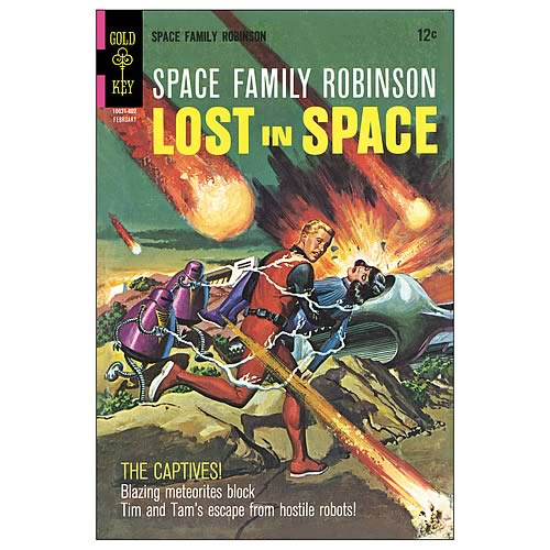 Space Family Robinson Archives Volume 4 Hardcover