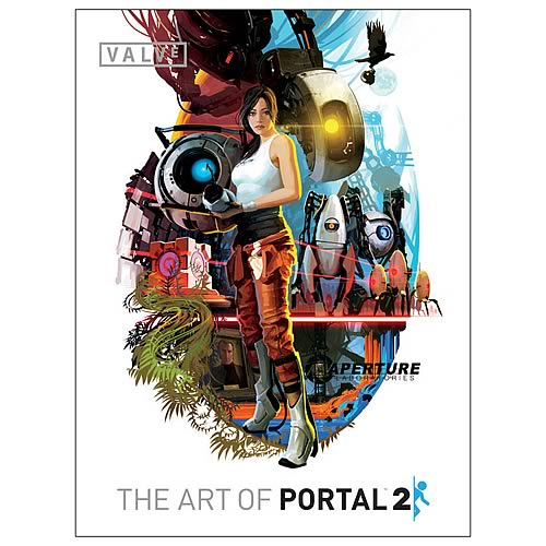 Art of Portal 2 Hardcover Book
