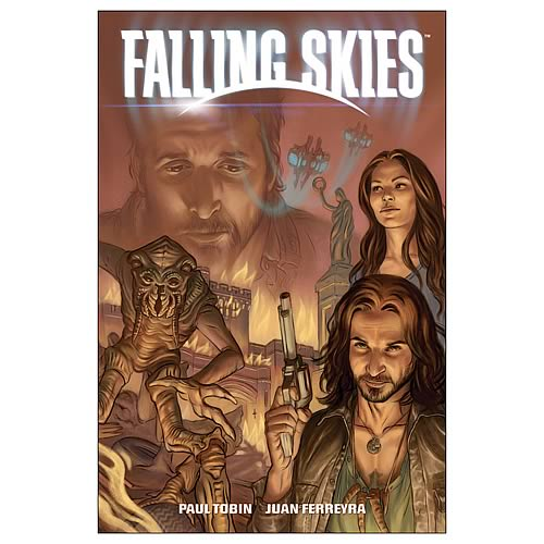 Falling Skies Volume 2 Graphic Novel
