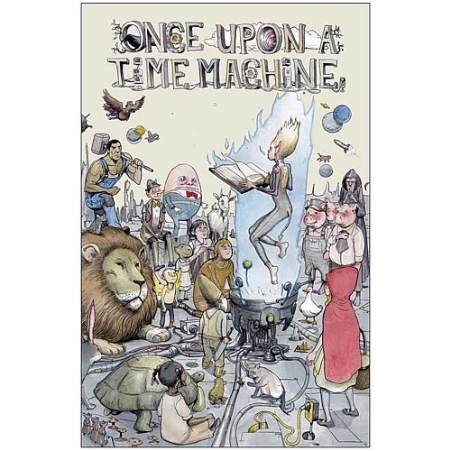 Once Upon a Time Machine Graphic Novel