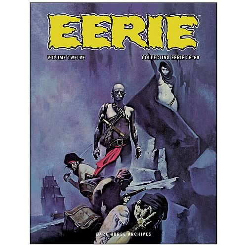 Eerie Archives Volume 12 Hardcover Graphic Novel