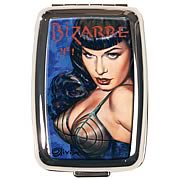 Bettie Page by Olivia Bizarre Pillbox