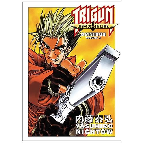 Trigun Maximum Omnibus Volume 1 Graphic Novel