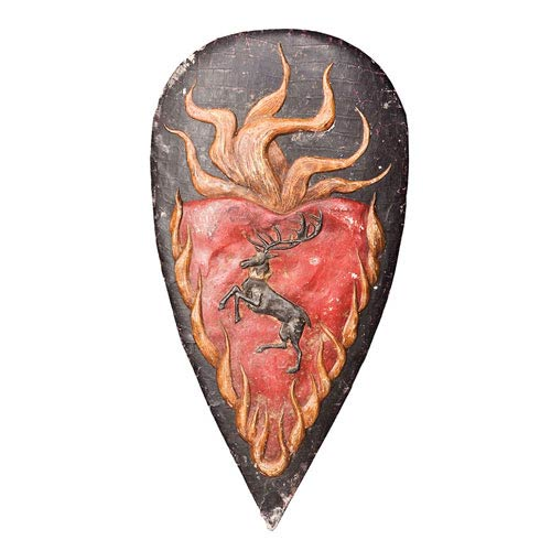 Game of Thrones Stannis Baratheon Shield Pin