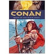 Conan Volume 13 Queen of Black Coast Hardcover Graphic Novel