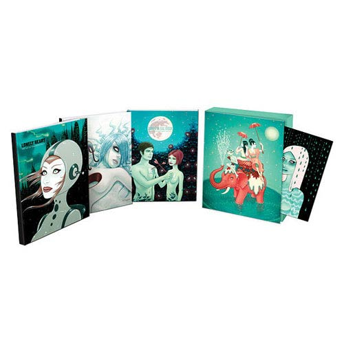 The Art of Tara McPherson Limited Edition Boxed Set
