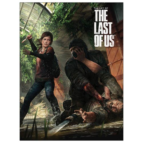 The Art of The Last of Us Hardcover Book