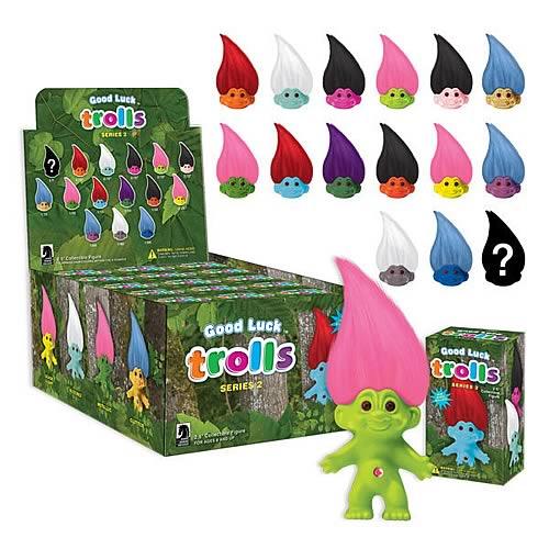 Good Luck Troll Dolls Series 2 Random 5-Pack