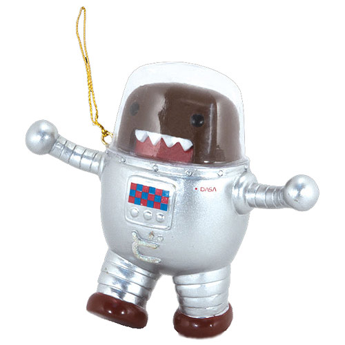 Domo Astronaut Christmas Ornament