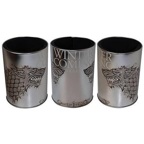 Game of Thrones Stark Direwolf Can Hugger