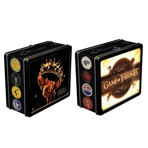 Game of Thrones Tin Lunch Box