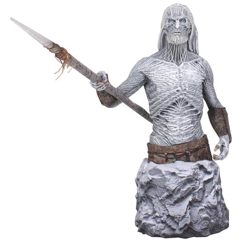 Game of Thrones White Walker 9-Inch Bust