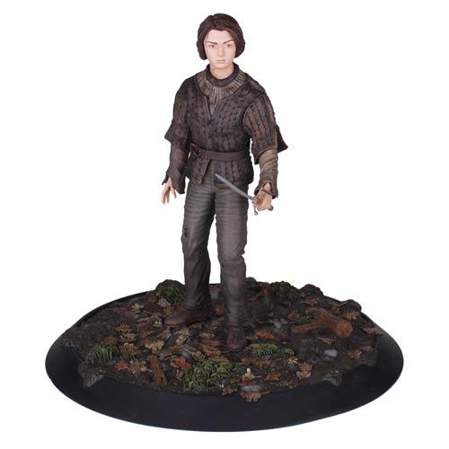 Game of Thrones Arya Stark 11-Inch Statue