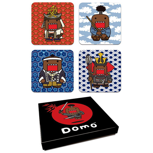 Domo Japanese Style Coaster Set