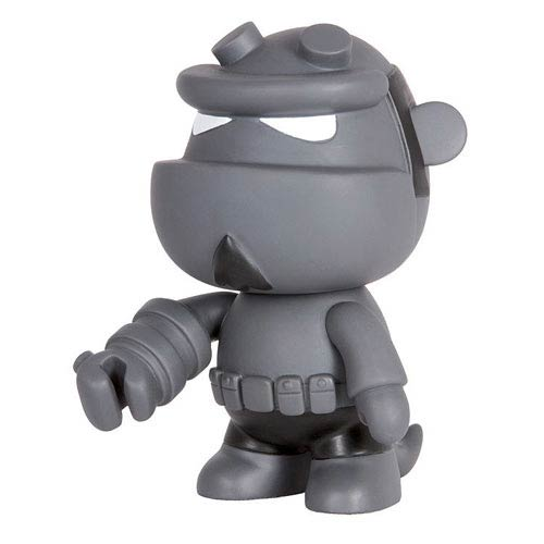 Hellboy 5-Inch Mini Qee Gray Monotone Mini-Figure