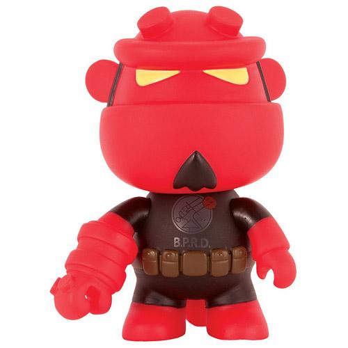 Hellboy B.P.R.D. Mini Qee 5-Inch Mini-Figure