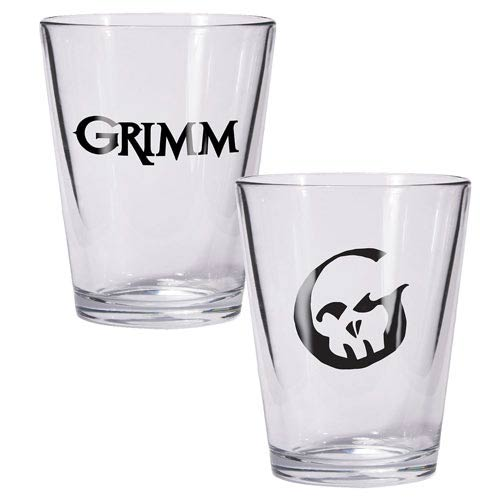 Grimm TV Series Shot Glass
