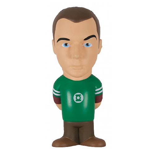Big Bang Theory Sheldon Cooper Stress Toy