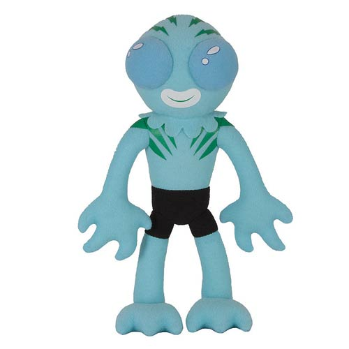 Hellboy Abe Sapien Itty Bitty Hellboy Plush