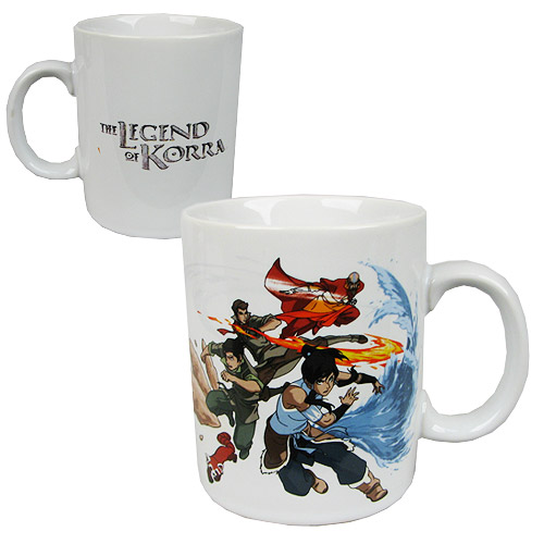 Avatar The Legend of Korra Coffee Mug