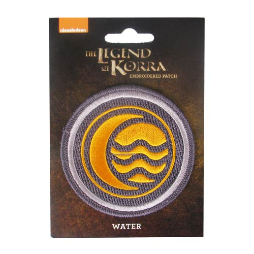 Avatar The Legend of Korra Water Patch