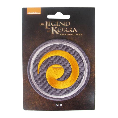 Avatar The Legend of Korra Air Patch