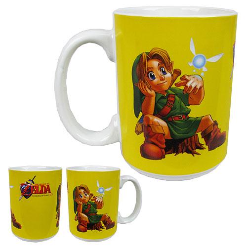 The Legend of Zelda: Ocarina of Time Lil Link 16 oz. Mug