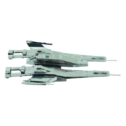 Mass Effect Metal Earth SX3 Alliance Fighter Model Kit
