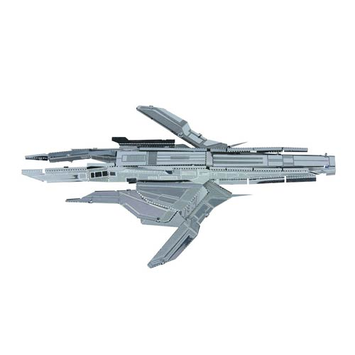 Mass Effect Metal Earth Turian Cruiser Model Kit