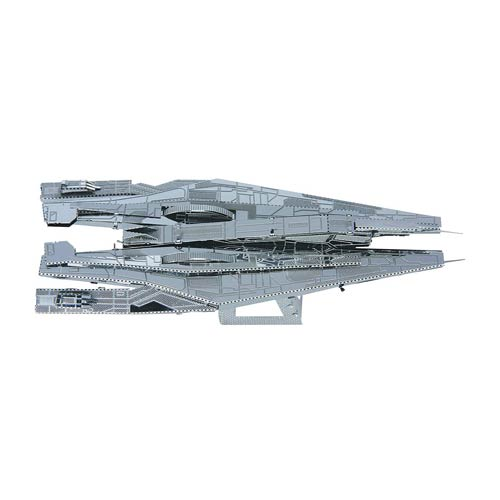 Mass Effect Metal Earth Alliance Cruiser Model Kit