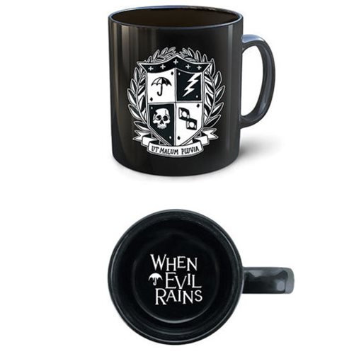 Umbrella Academy When Evil Rains Mug